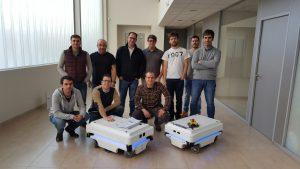 Mobile Industrial Robots irrumpe en el mercado español.