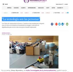 Workshops  en El Centro de Fabricación Avanzada Aeronáutica (CFAA)»