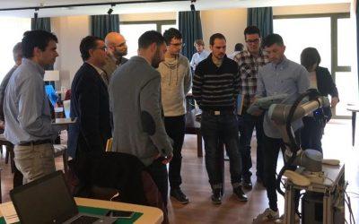Jornadas de Robótica Colaborativa en Tierras Riojanas