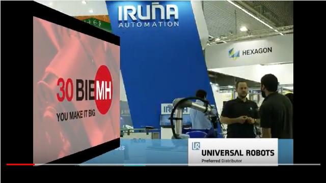 Tecnología Colaborativa de Iruña en 30 Biemh.
