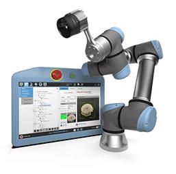 Seminario soluciones de visión junto a cobots Universal Robots.
