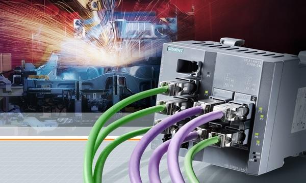 Seminario práctico sobre Redes Siemens.